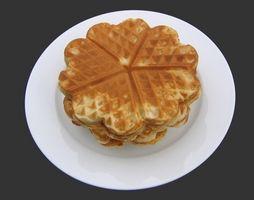 Como impedir Waffle Mix De derramando sobre um waffle Criador