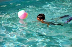 Como nadar com tampões de ouvido