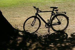 Como encontrar o ano de uma bicicleta Cannondale