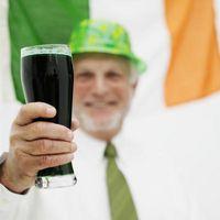 A diferença entre um e um Extra Stout Stout Guinness