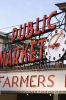 O que Presentes de alimentos são bons para trazer de volta a partir de Seattle?