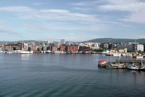 Maiores atrações turísticas da Noruega