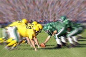 Como Jogar Quarterback numa infracção Espalhe