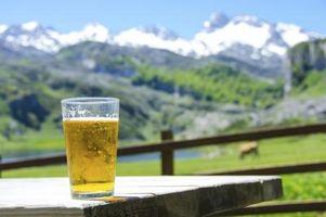 Como Servir cerveja na temperatura adequada