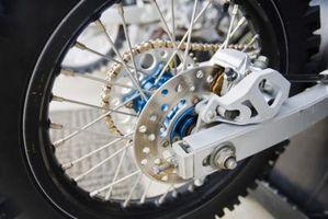 Como fazer sua própria hidráulico da motocicleta linha de freio