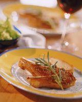 Baked Chicken & Molho de Soja