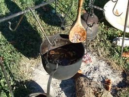 Como cozinhar com calor radiante