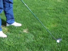 Como faço para obter um rápido Golf Handicap?