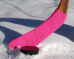 Tipos de Hockey Blades substituição
