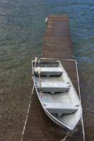 Como para enfeitar um barco de alumínio