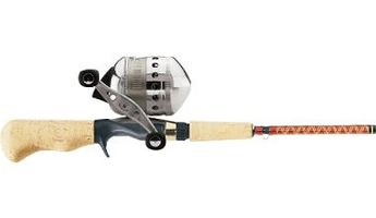Como configurar um sorteio fundido Pole para a pesca da truta