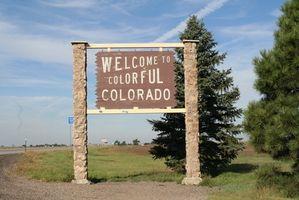 Colorado Montanha queda Getaways