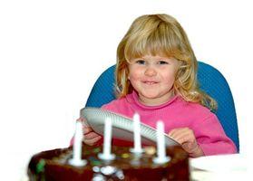 Idéias do bolo para uma festa de princesa