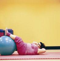 Exercitar, levantar pesos, e dieta, mas não posso perder a gordura da barriga