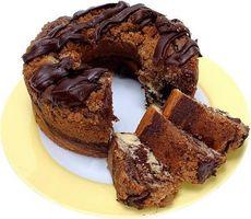 Substitutos para bolo de farinha