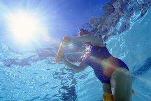 Como fazer um treino de Água Zumba
