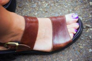Boa sapatos para os pés de Problemas