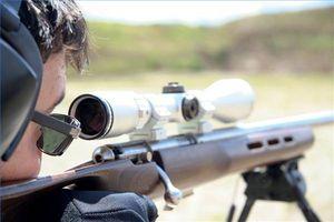 Como definir um rifle Sem Boresight