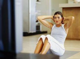 Maneiras In-Home Exercício Poupa Tempo