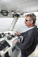 Como instalar um piloto marinhas em um barco de alumínio