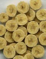 Como fazer uma sobremesa fácil Banana