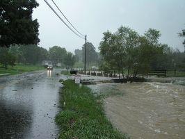 Como faço para sobreviver a um ataque de inundação?