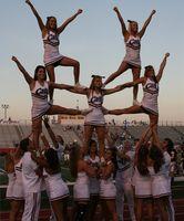 Como treinar para ser uma base de Cheerleading