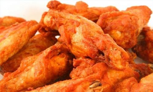 Como fazer asas de frango