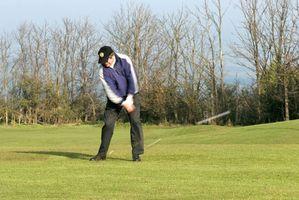 Como compreender o balanço do Golf