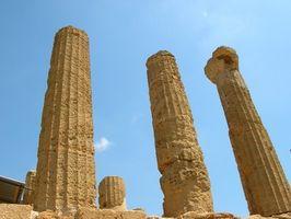 Monumentos na Sicília