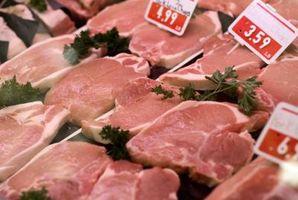 Como cozinhar carne de porco sem ossos Lombo
