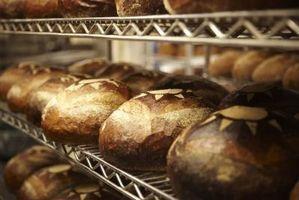 Como cozer um Realmente Grande Pão de Forma Livre Pão