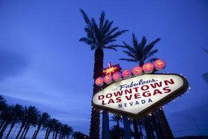 Las Vegas clubes esportivos