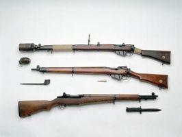 Como limpar um Mauser sueco