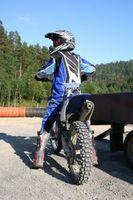 Como montar Motocross