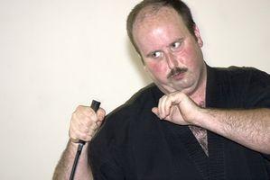 Técnicas básicas Combat Knife