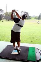 Golf Driving Ranges em Houston