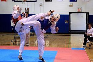Informações sobre o equipamento completo para Taekwondo