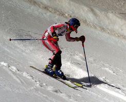Como reparar um terno velocidade Ski Rasgado