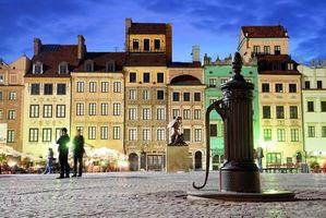 Cadeira de rodas Atrações Turísticas especiais em Varsóvia, Polônia