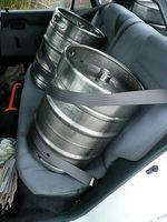Modding Idéias barril de cerveja