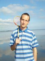 Solteiros Badminton Regras de Serviços