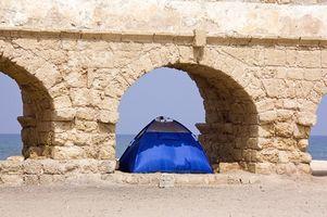 12x10 Ozark Trail de dois quartos Instruções Tenda Redonda