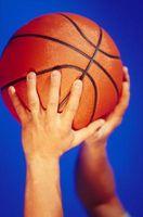 Boas jogadas desenhar uma falta no basquete