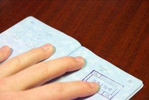 Como renovar passaportes mexicanos