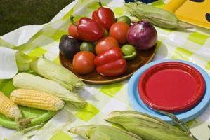 Coisas para Fazer Com Milho & Tomatoes