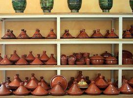Como cozinhar com panelas de barro de cerâmica