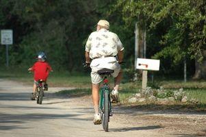 Como levantar a haste em uma Mountain Bike Specialized