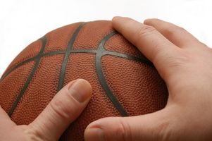 Como lidar com lutas Durante um jogo de basquete