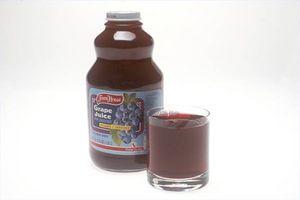 Benefícios de saúde do suco de uva